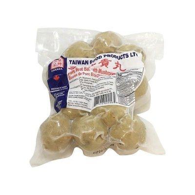 Tawin Food Pork Meatball With Mushroom