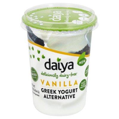 Daiya Yogurt Alternative, Greek, Vanilla