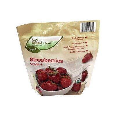 Simply Nature Organic Strawberry