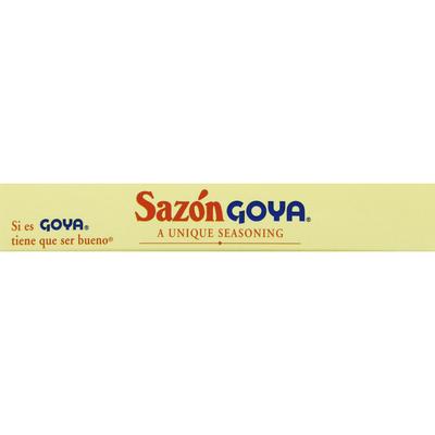Goya Sazón Seasoning with Cilantro & Tomato