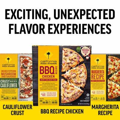 California Pizza Kitchen Signature Uncured Pepperoni Crispy Thin Crust Pizza
