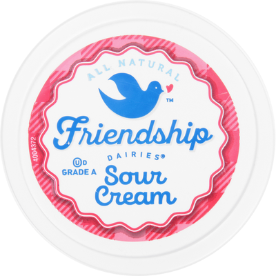 Friendship Dairies Sour Cream