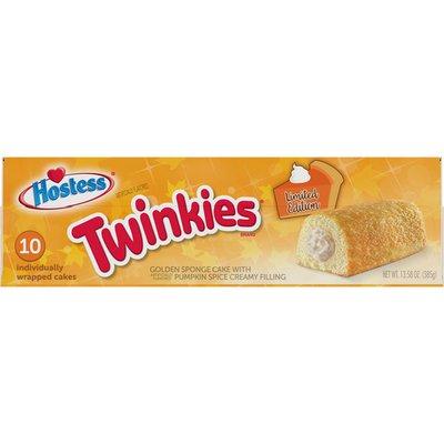 Hostess Pumpkin Spice Twinkie Multi-Pack