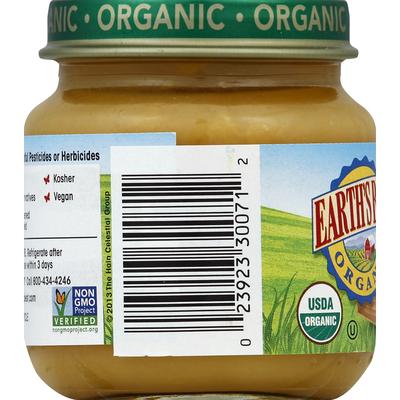Earth's Best Stage 2 Banana Mango Organic Baby Food
