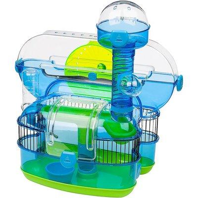 """JW Pet Rol-A-Coaster Small Animal Habitat 19"""""""" L X 11"""""""" W X 22"""""""" H"""
