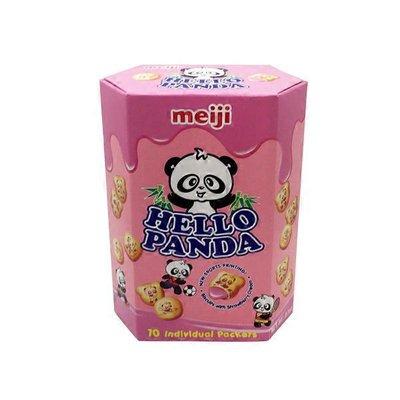 Meiji Hello Panda Chocolate Biscuit