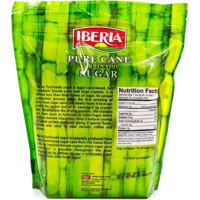 Iberia Turbnado Raw Cane Sugar