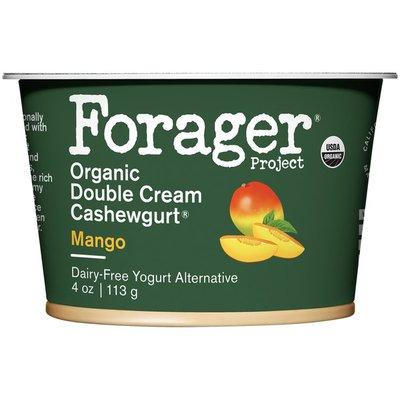 Forager Project Mango Organic Double Cream Dairy-Free Yogurt Alternative