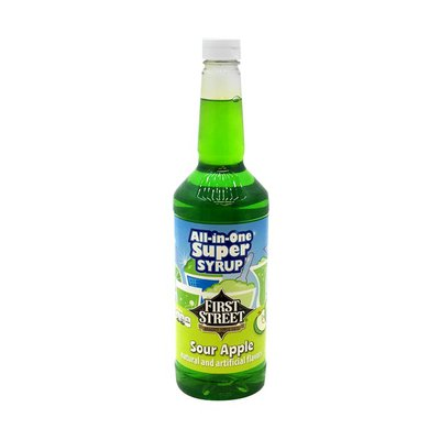 First Street All-in-one Super Syrup
