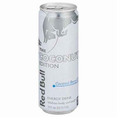 Red Bull Energy Drink, Coconut Berry, Fl Oz