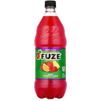 Fuze Fusions Berry Punch