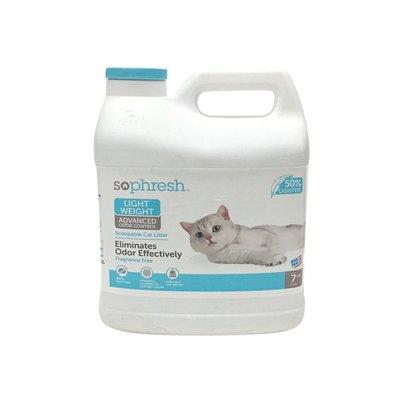So Phresh Lightweight Advanced Odor Control Scoopable Cat Litter