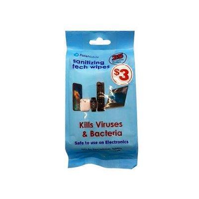 Vivitar White Sanitizing Tech Wipes