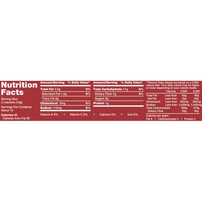 Kellogg's Carr's Crackers, Whole Grain Crackers, Party Snacks, Whole Wheat