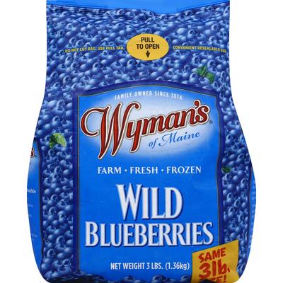 Wyman's Wild Berries