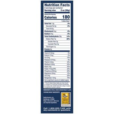 Barilla® Whole Grain Pasta Elbows