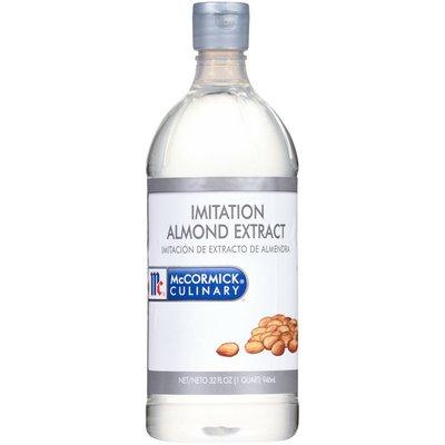 McCormick® Culinary Imitation Almond Extract