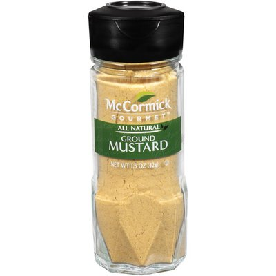 McCormick Gourmet™ Ground Mustard