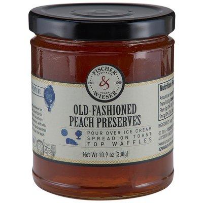 Fischer & Wieser Old-Fashioned Peach Preserves