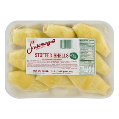 Scaramuzza's Stuffed Shells