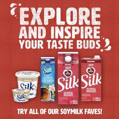 Silk Original Soy Milk