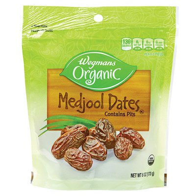 Wegmans Organic Medjool Dates