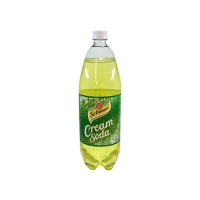 Schweppes Cream Soda
