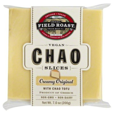 Field Roast Chao Slices, Vegan, Creamy Original