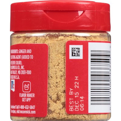 McCormick® Ground Ginger