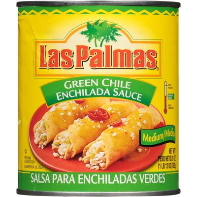 Las Palmas Medium Green Chile Enchilada Sauce