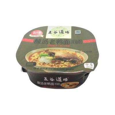 Wugudaochang Sour Duck Flavour  Instant Noodle Soup