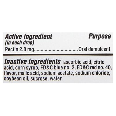 Luden's Wild Cherry Pectin Lozenge/Oral Demulcent