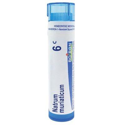 Boiron Natrum Muriaticum 6C, Homeopathic Medicine for Runny Nose