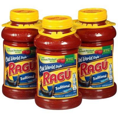Ragu Old World Style Traditional Pasta Sauce
