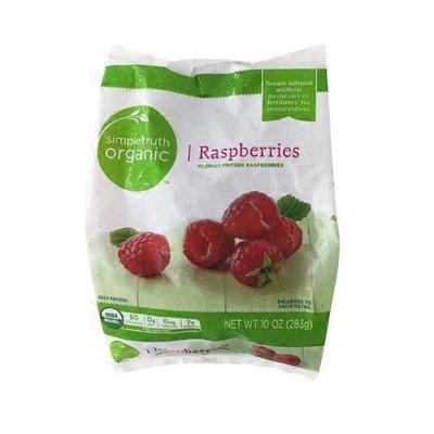 Simple Truth Organic Freshly Frozen Raspberries