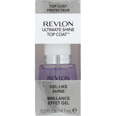 Revlon Top Coat, Ultimate Shine, 220