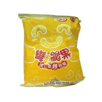 Kuai Kuai Condensed Milk Corn Snack