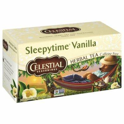 Celestial Seasonings Sleepytime Vanilla Caffeine Free Herbal Tea Bags