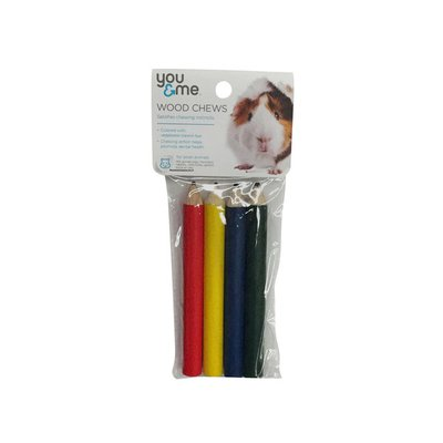 You & Me Wood Chews for Small Animals