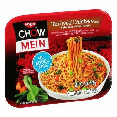 Nissin Teriyaki Beef Flavor Noodles