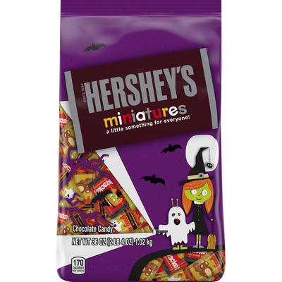 Hershey's Chocolate Candy, Miniatures