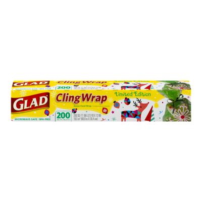 Glad Plastic Food Wrap