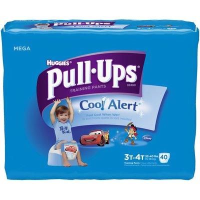 Pull-Ups Cool & Learn Boys 3T-4T Training Pants