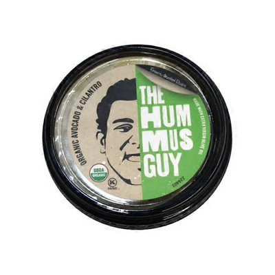 The Hummus Guy Organic Avocado & Cilantro