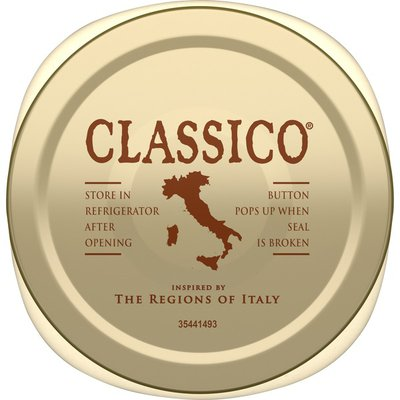Classico Roasted Garlic Alfredo Pasta Sauce