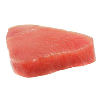 Previously Frozen Wild Caught Yellowfin Tuna Steak