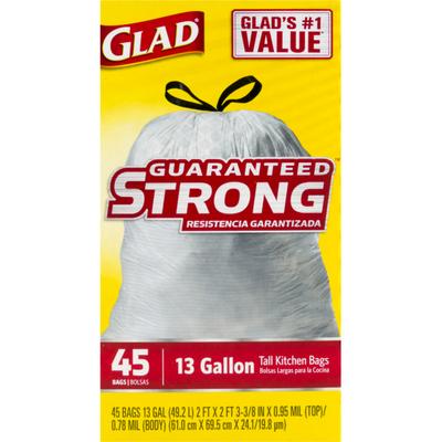 Glad Guaranteed Strong