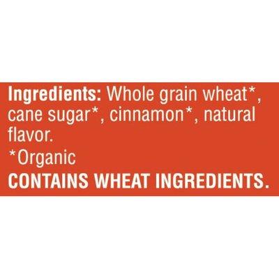 Kellogg's Kashi Breakfast Cereal, Vegan Protein, Organic Fiber Cereal, Cinnamon Harvest