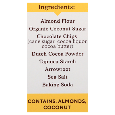 Simple Mills Brownie Almond Flour Baking Mix