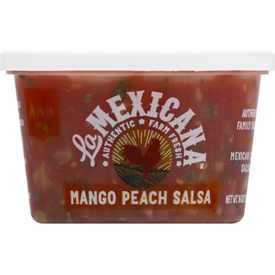 La Mexicana Salsa, Mango Peach